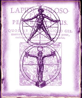 Codex Nazaraeus Se Ve Que La Cabeza Brazos Y Pies Del Hombre Estan