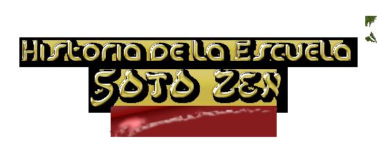Soto-Zen-History