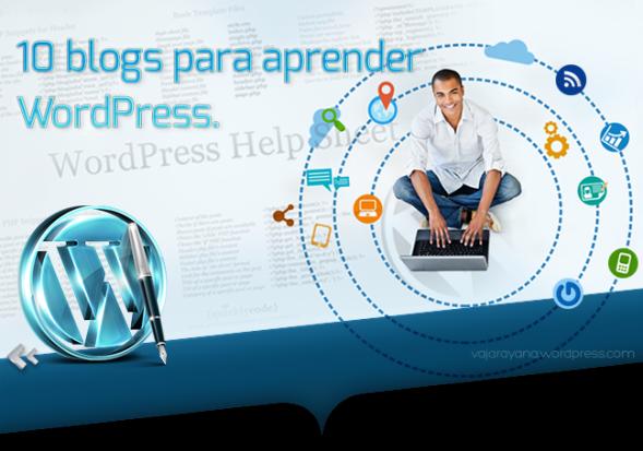 Learn_WordPress_in_Spanish_Weblog_Vajarayana