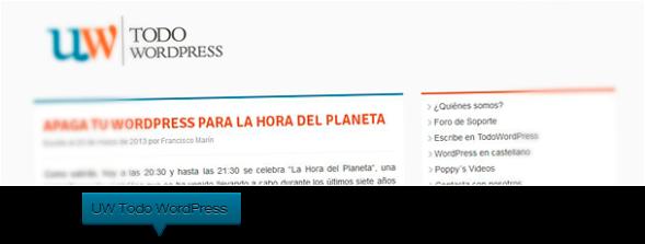 UW_Todo_WordPress_Vajarayana_Blog